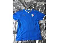 Italian football jersey 2008
