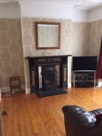 Fully-furnished, 2-bedroom house available in Dukeries area off Princes Avenue