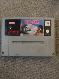 Tom and jerry snes Super Nintendo