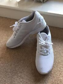 Adidas ZX Flux, Men's size 10.5, white