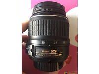 Nikon DX AF-S 18-55mm 1:3.5-5.6g GII ED