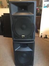 Speakers IMG Stage Line 15""