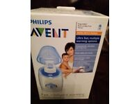 Avent bottle and food warmer and tt travel bottle warmer
