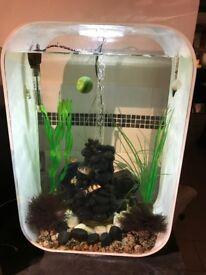 Biorb Life 60 litre Tropical Fish Tank - complete set up