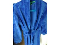 2x childrens Dressing gowns