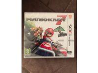 Nintendo 3DS Mario Kart 7 Brand New