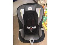 Britax first class plus car seat 0-18kg New born-4years