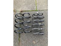 Full set of standard Facelift Audi coupe A5 S Line, Quattro springs