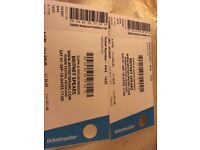 Britney Spiers Tickets Blackpool