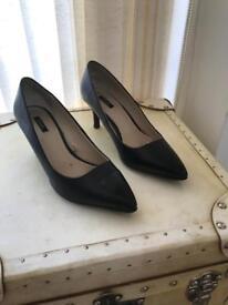 Mango court shoe
