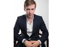 Singing Lessons with expert, Samuel Oram - Get the Best out of Your Voice!