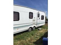 Swift Conquerer 640 lux 2001