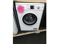 8kg load white Bosch 1400 spin washing machine