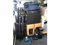 Mobile Disco equipment