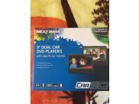 "9"" Dual car DVD players NEXT BASE"