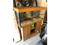 Juwel Rio 240 Beech Marine Tropical Cold Water Fish Tank Aquarium