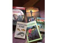 Fishing DVDs and books