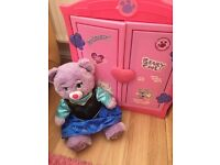 Builder bear wardrobe an Anna builder bear with dress
