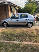 Selling my 2003 Holden Astra Manual Monash Tuggeranong Preview