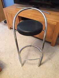 Four kitchen bar stools