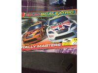 Rally scalextric