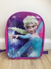 Brand new Disney Frozen backpack from M&S
