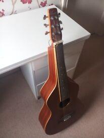 Vango Lap Steel Acoustic Weissenborn style Guitar