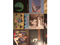 "Vinyl Record Collection - 7"" singles and 12"" albums 1960-1980s"