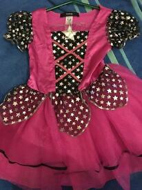 Toddlers girl dress up dress