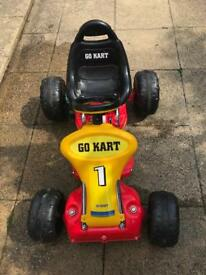 Go Kart kids pedal car