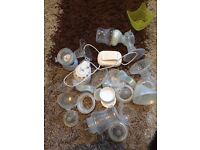 Numby electric breast pump
