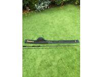 Hybrid power pellet waggler fishing rod