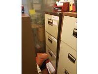 4 drawer filing cabinet #082
