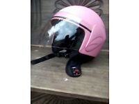 Ladies motorcycle / scooter Helmet