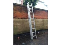 Youngman trade 200 triple extending ladder and wall stay