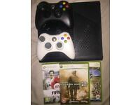 *Need Gone* Xbox 360, 2 Controllers + Games