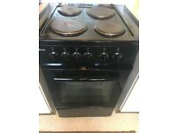 Swan cooker black