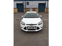 2011 Ford Focus 1.6 petrol ZeTec FOR SALE