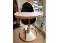 Bloom fresco high chair low rise NEW PRICE
