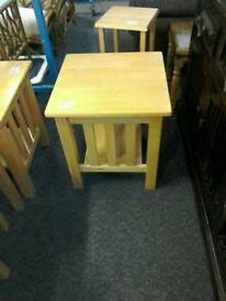 Light wood in colour coffee table #33794 £15