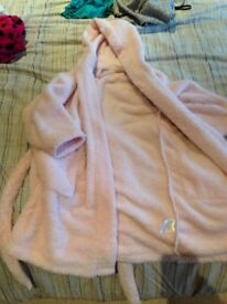 Girls 5-6 yr Next Pink nightgown, good condition, pet and smoke free home