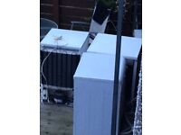 FREE! Urgent pick up - Still available monday 13th Feb 4pm 4 x metal appliances for scrap
