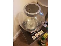 Baby Biorb 15l fish tank with box, stand and accessories