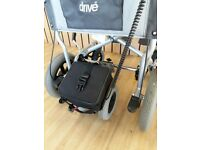 "Enigma wheelchair Powerstroll, Electric Wheelchair, powered wheelchair 17"" Seat"