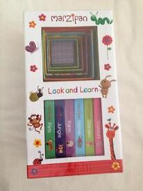 New & Sealed Marzipan Look and Learn Set