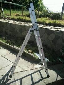 Aluminium stair Ladders