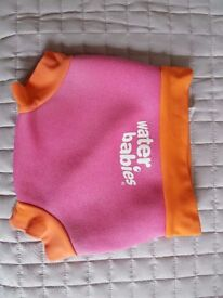 Reusable Swimming nappy Waterbabies happy nappy size medium