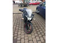 Honda cbr 125 2012 reg