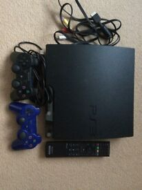 PS3 Bundle (17 Games + 2 Controllers)