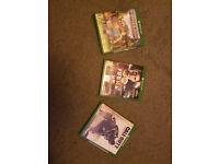 Microsoft Xbox One 500GB Mega Bundle. Kinect, 2 Pads, 3 Games, Headset.